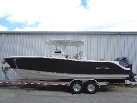 2017 Nautic Star 28 Offshore