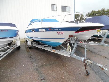1993 Sea Ray 240 Overnighter