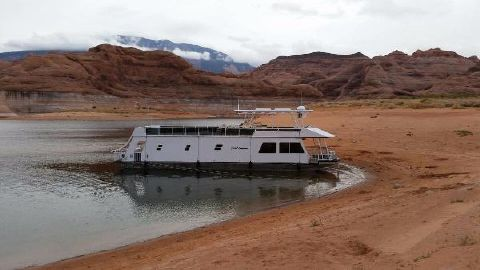 2003 Fun Country Houseboat 70x16