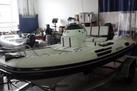 2009 Nautica International Widebody