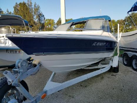 1998 BAYLINER 1954 Capri CL