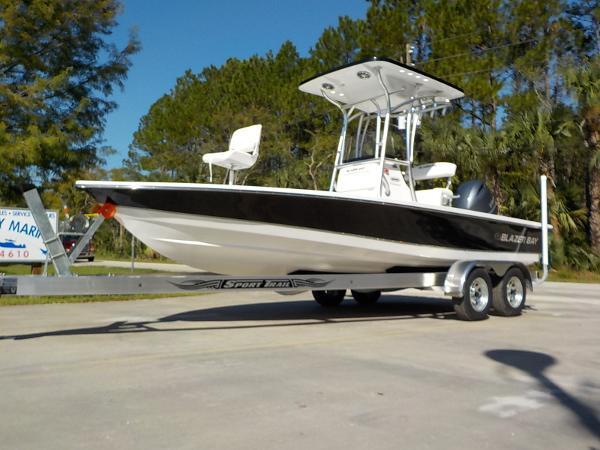 2017 Blazer Boats 2220 Bay