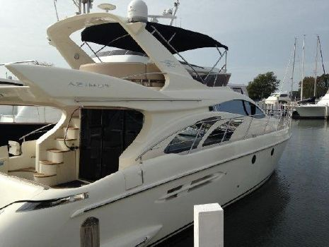 2005 Azimut 50 Flybridge Sedan
