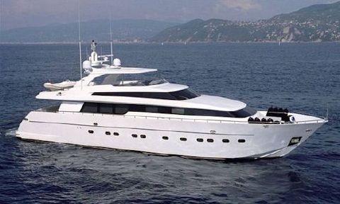 2007 San Lorenzo 108 Profile
