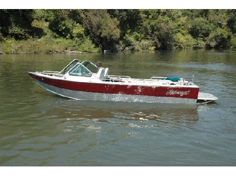 2000 Jetcraft Fishing boat