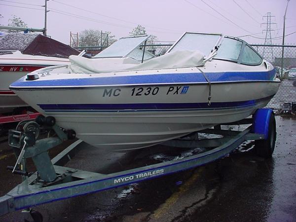 1994 Excell 180 18 Foot 1994 Motor Boat In Pontiac Mi