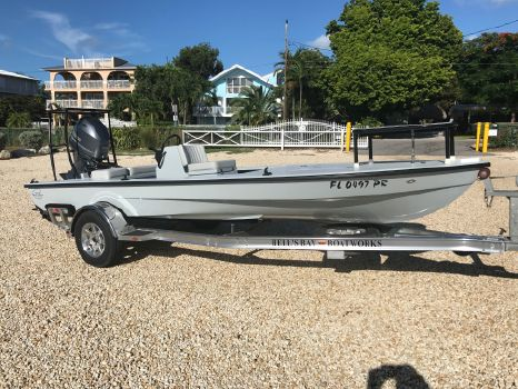 2014 Hell's Bay Boatworks Professional
