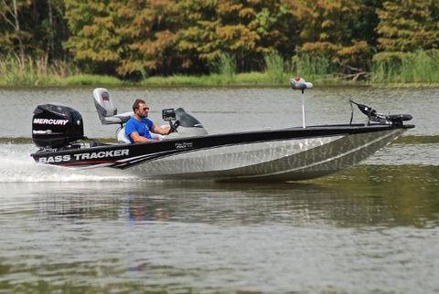 2011 Bass Tracker PRO TEAM 190 TX