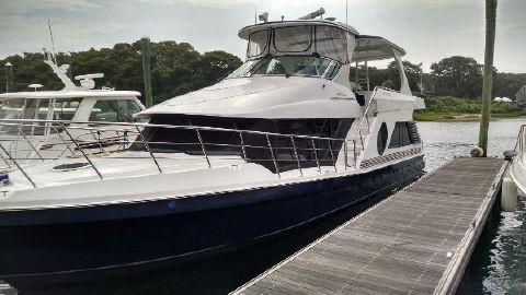 2007 Bluewater Yachts 5200 Custom Series