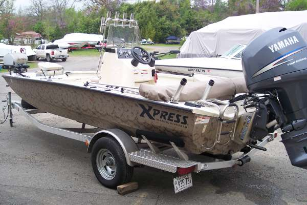 2011 Xpress H20B-SS