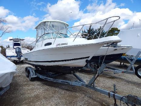 1999 Wellcraft 22 Walkaround