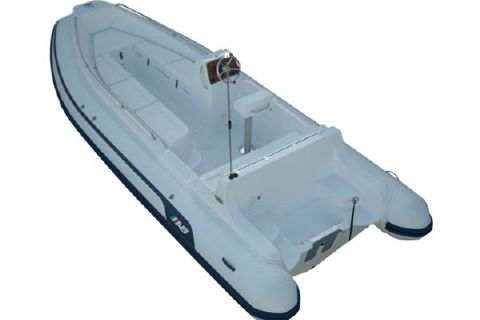 2016 Ab Inflatables Nautilus 19 DLX Manufacturer Provided Image