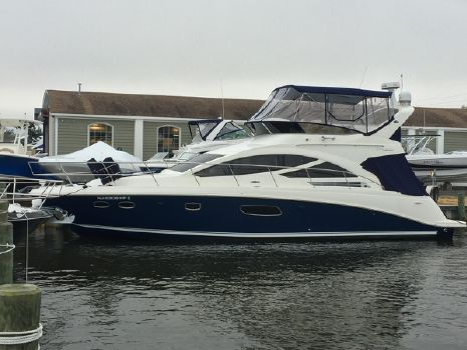 2012 Sea Ray 450DB