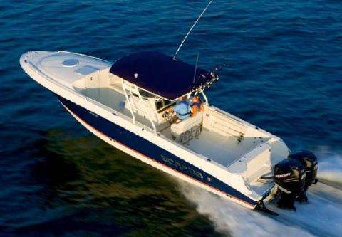 2015 Wellcraft 35 Scarab Sport Manufacturer Provided Image