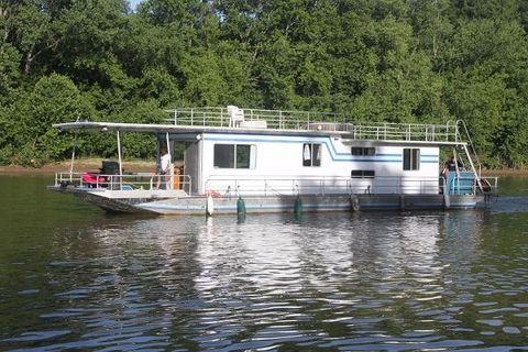 1986 Sumerset Houseboats Houseboat