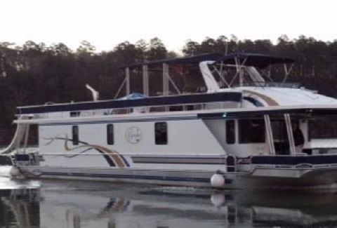 1998 Lakeview Yachts 65 x 16 House Boat