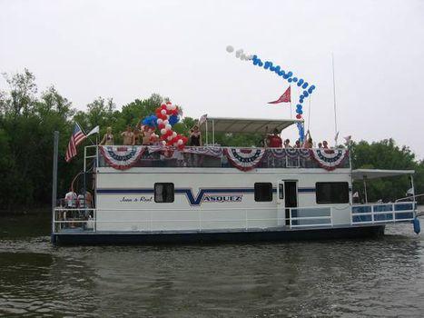 1969 Home Built Custom Houseboat