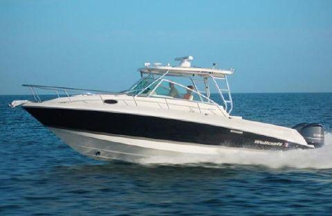 2015 Wellcraft 340 Coastal