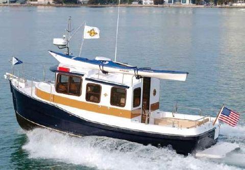 2016 Ranger Tugs R25SC Manufacturer Provided Image