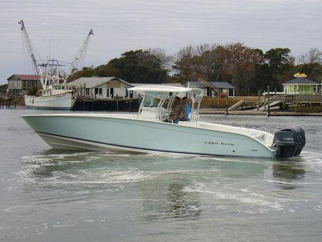 2016 Cape Horn 36 OS