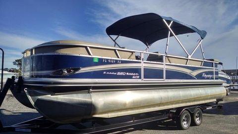 2012 Sun Tracker Regency 250 Party Barge