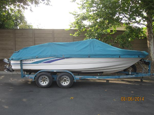 1995 Chaparral 2130 SS