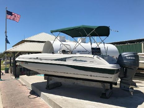 2003 HURRICANE FunDeck GS 211 OB