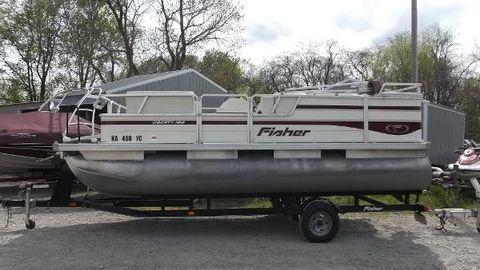 2004 Fisher Liberty 180
