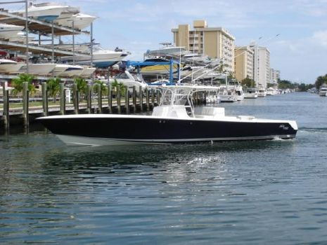 2008 Sea Vee 390IPS