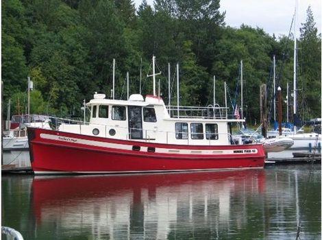 2000 Nordic Tugs 42