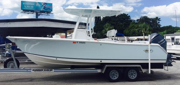2014 Sea Hunt Ultra 235 SE