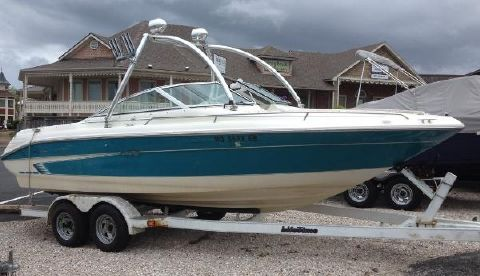 1994 Sea Ray 220 Signature Bowrider
