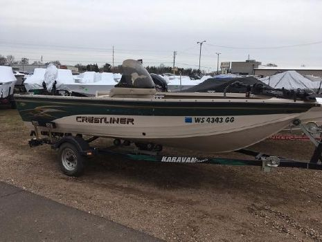 Page 5 of 6 boats for sale in wisconsin for Crestliner fish hawk