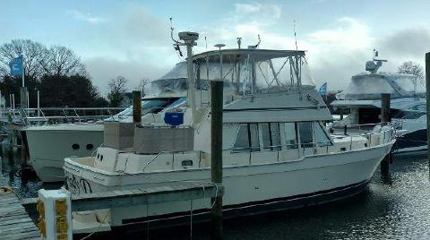 2006 Mainship 430 Trawler