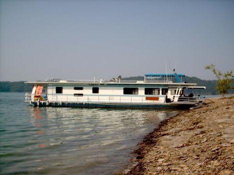 1989 Jamestowner 16 x 72 Houseboat