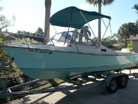 1978 Shamrock 20 PREDATOR / REFURBISHED