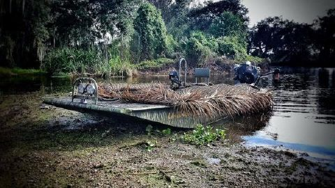 2016 Gator Trax 16' Marsh Series