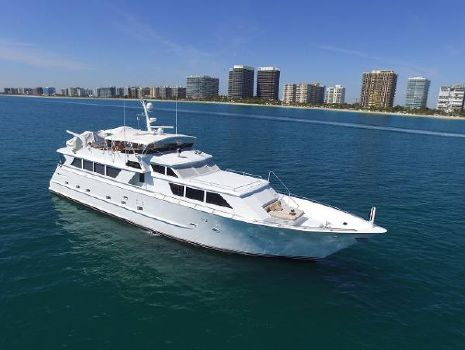 1987 Broward Raised Pilothouse MY 94' Broward Motor Yacht GOLDEN GIRL