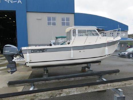 2015 Osprey Pilothouse 24 Fisherman