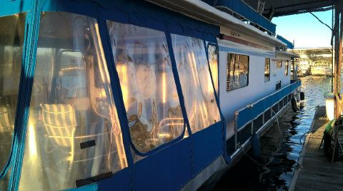 1985 Sumerset Houseboats 14 X60