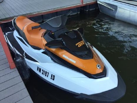2014 Sea-Doo GTX155 & YAMAHA WAVERUNNER
