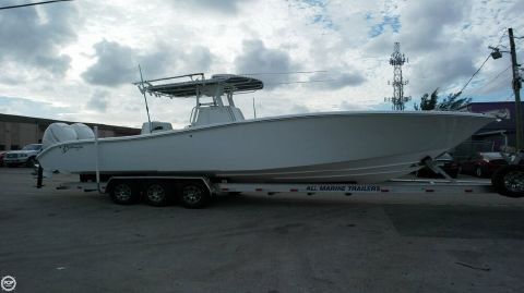 2007 Yellowfin 36 offshore tournament 2007 Yellowfin 36 offshore tournament for sale in Medley, FL