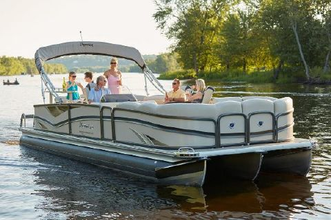 2016 Premier 310 Boundary Waters Manufacturer Provided Image