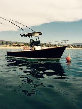 1982 Blackman Boats Center Console