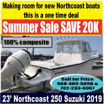 2019 NORTHCOAST 235 Cabin