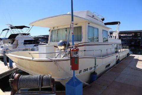 1983 Holiday Mansion Barracuda Houseboat