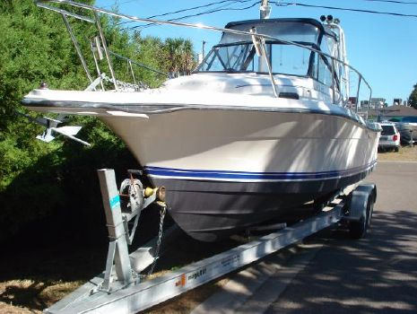 1996 Bayliner 2509 Trophy