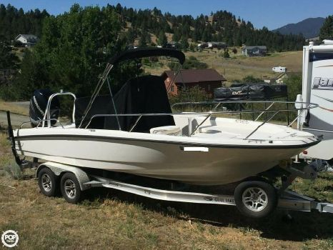 2012 Boston Whaler 230 Dauntless 2012 Boston Whaler 230 Dauntless for sale in Clancy, MT