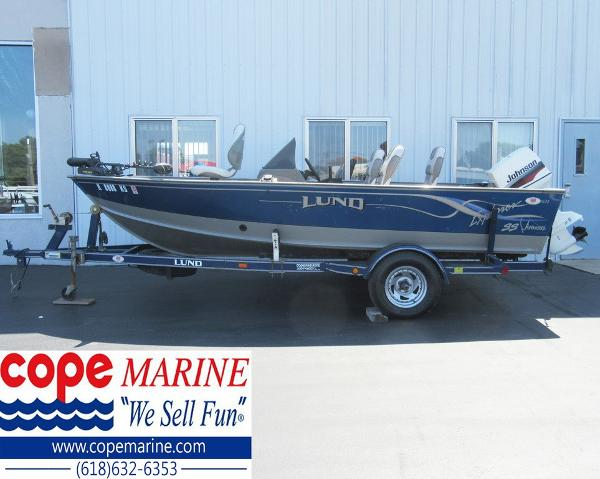 Check out this 2001 Lund 1675 Ss on Boattrader com