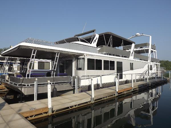 2000 Horizon Houseboat 17 X 87 HOUSEBOAT